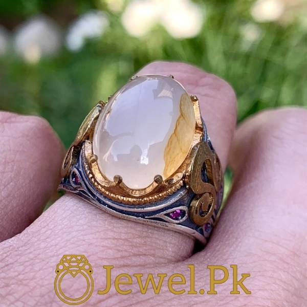 Turkish 925 Silver Rings in Pakistan