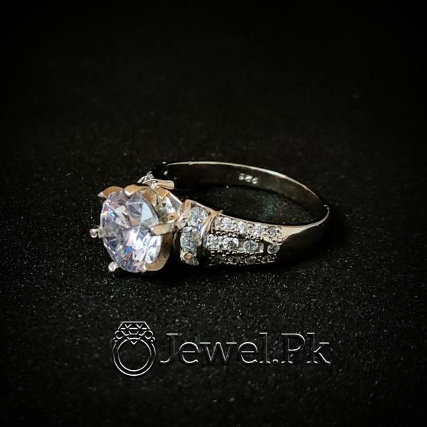 Italian Silver Ring for Women 925 Silver Handmade Jewelpk natural gemstones pakistan + 925 silver jewelry online