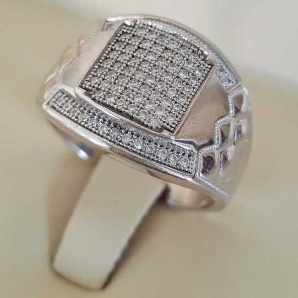 Pure Silver 925 Men Rings Italian Rings Imported From Dubai 26 natural gemstones pakistan + 925 silver jewelry online