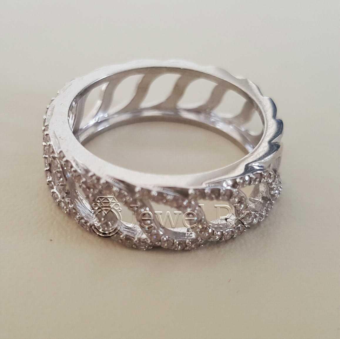 925 Silver Luxury Rings for Ladies Women Silver Rings Woman Handmade Rings 31 natural gemstones pakistan + 925 silver jewelry online