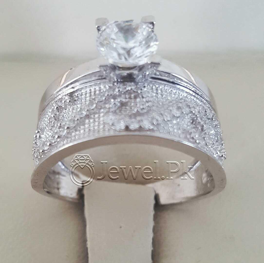 925 Silver Luxury Rings for Ladies Women Silver Rings Woman Handmade Rings 35 natural gemstones pakistan + 925 silver jewelry online