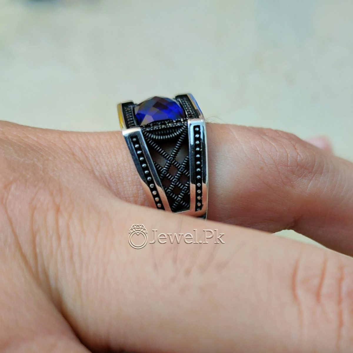 Turkish Rings 925 Silver Handmade Imported Ottoman Rings Pakistan 18 natural gemstones pakistan + 925 silver jewelry online