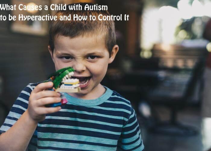 Hyperactive autism treatment in india