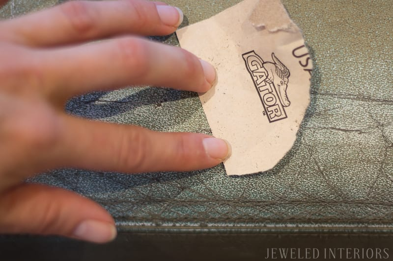 Check out this new and improved chalk paint technique for painting your leather sofa, DIY, tutorial, sofa, couch, paint, sherwin Williams, wax, ORC, One room challenge, minwax, primer, leather, bi-cast, Plaster of Paris, recipe, diy, chair, furniture, chalk paint, jeweledinteriors