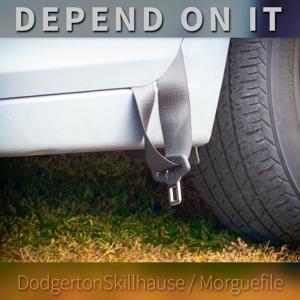 Seat Belt Caught in Car Door