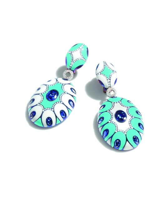Maiolica Earrings