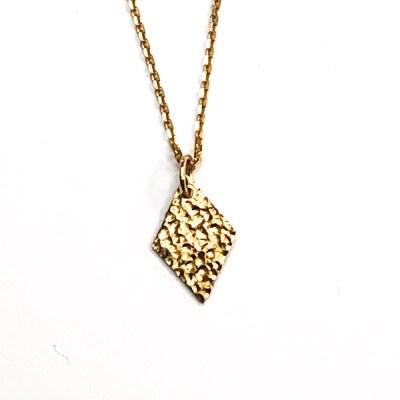 Sparkling Harkelin Halskæde i guld