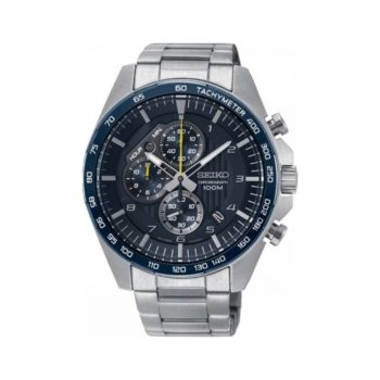 Seiko Chronograph Tachymeter Men's Watch – SSB321P1