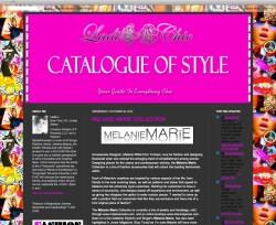 Ladichic.blogspot.com featured MELANIE MARiE October 2010