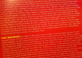 MM Featured in Credits on Anthony Hamilton's Back to Love Album
