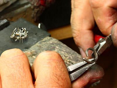 Handmade Jewelry Jewelry Making Process