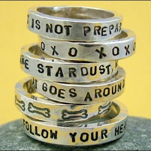Thin Word rings