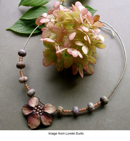 Necklace from Lorelei Eurto