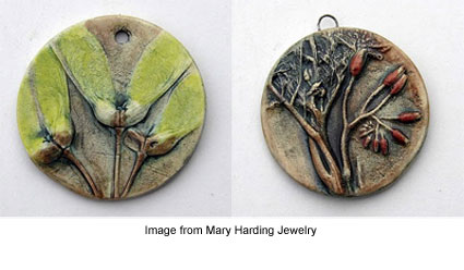 pendants from Mary Harding Jewelry