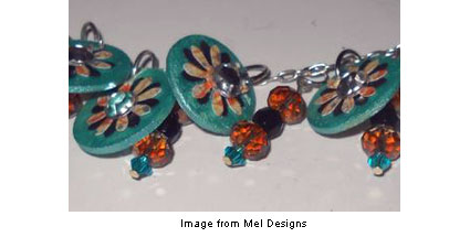 bracelet from Mel Designs