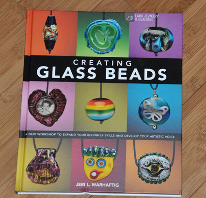 cover of Creating Glass Beads