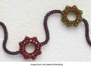 Rachel Nelson-Smith's necklace called Billie's Bounce