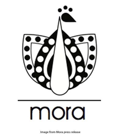 Mora designer jewelry boutique logo