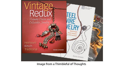 cover art for Vintage Redux by Brenda Schweder