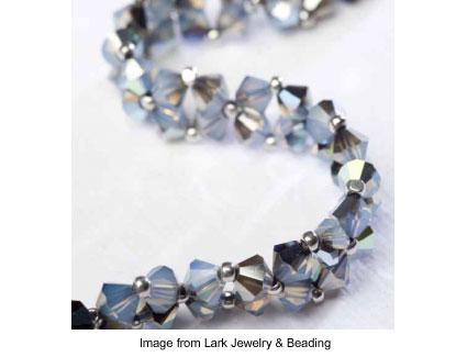 diamond chain bracelet by Diane Fitzgerald