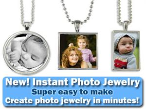 Photo Jewelry Sampler Giveaway Pack