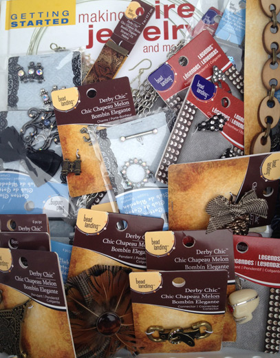 huge giveaway from Michaels for jewelry month