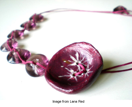 handmade necklace from Zdrop