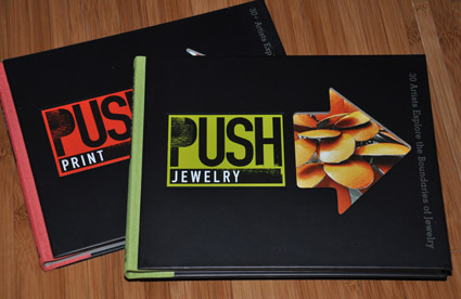 cover art for PUSH Jewelry and PUSH Print