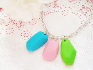 Clay Stone Necklace