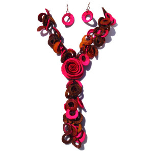 Colombian Girl Jewelry