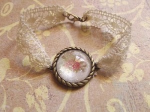 Antique Lace Bracelet