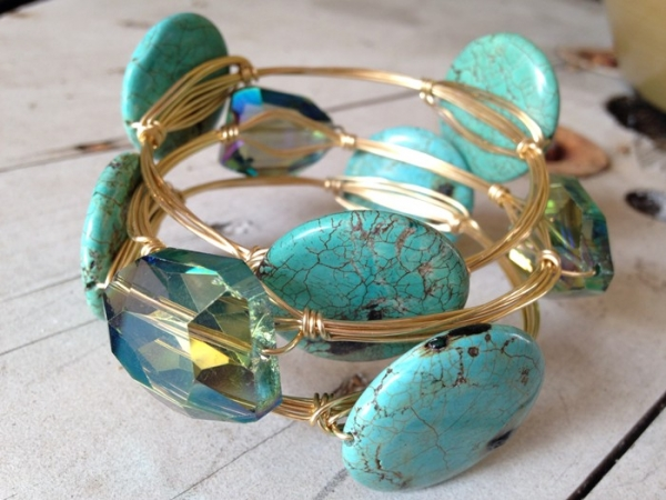 7 Tutorials To Make Your Own Unique Bangles