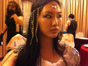 Egyptian Headpiece Tutorial