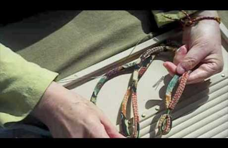 How To Silk Wrap Cord On Your Jewelry Projects