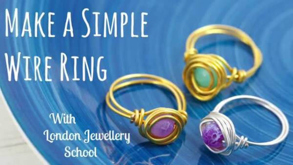 DIY Wire Ring Tutorial