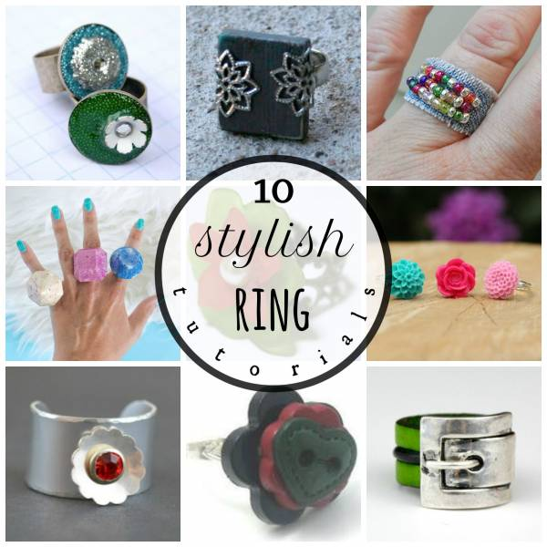 10 DIY Ring Making Tutorials