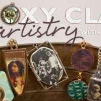 Online Class - Epoxy Clay Artistry