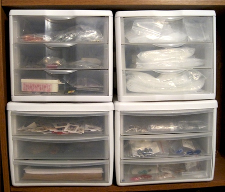 Storing Jewelry Supplies Amp Tools Renas System Jewelry