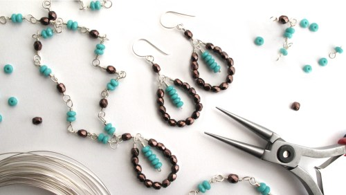 wire wrapping for beginners online workshop