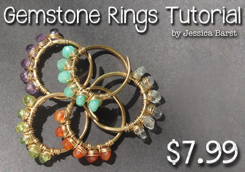 gemstonewirewrappedrings
