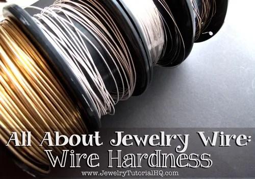 Zebra Wire Vs Artistic Wire | All About Jewelry Wire Wire Hardness Explained Jewelry Tutorial