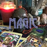divination, tarot readings, spiritual consultations with Jewels Aradia