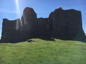 Light in the Darkness Carreg Cennen Cerridwen's Cauldron Sacred Well