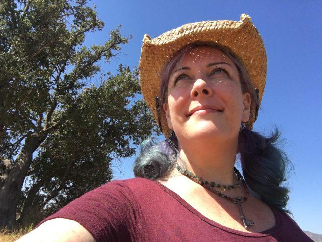 oak tree, hiking, magic, priestess, seer, spiritual guidance