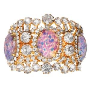 Alan Anderson Rigid Cuff Pink Opal