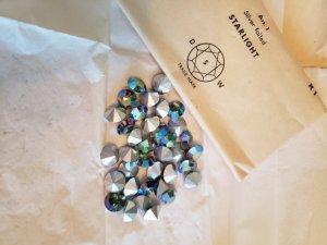 Vintage 1950s Starlight crystals in their original packaging