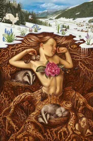 """Awakening of Spring"" by Michael Hiep"