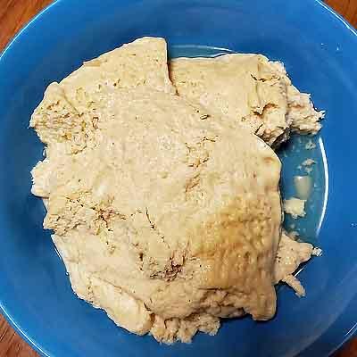 圧力鍋で失敗した高野豆腐の煮物