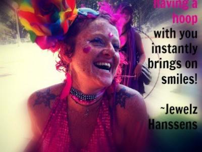 Jewelz Hooping Quote