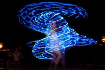 Hoop Fairy LED show KPG 3